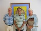 At Ayuryoga Center Zurich  Sept 2011