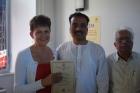 Felicitating Rossella B Italy 09