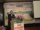 Presentation on Scizophrenia in Bangkok Thailand 2005