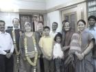 Romy Rittiner &  Margaretta from Swiss received Panchakarma in 2006