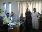 Cristina from Australia Visited Shashi Clinic