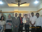 Dott Rossella Belssaso received Diploma Certificate in Practical Trainings in Panchakarma